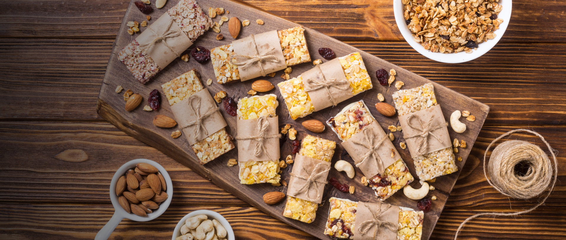 different types of making peanut snacks