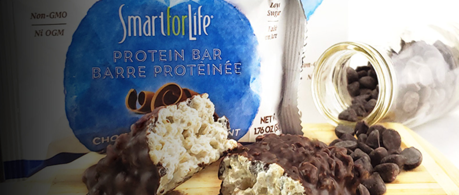 smart for life chocolate flavor
