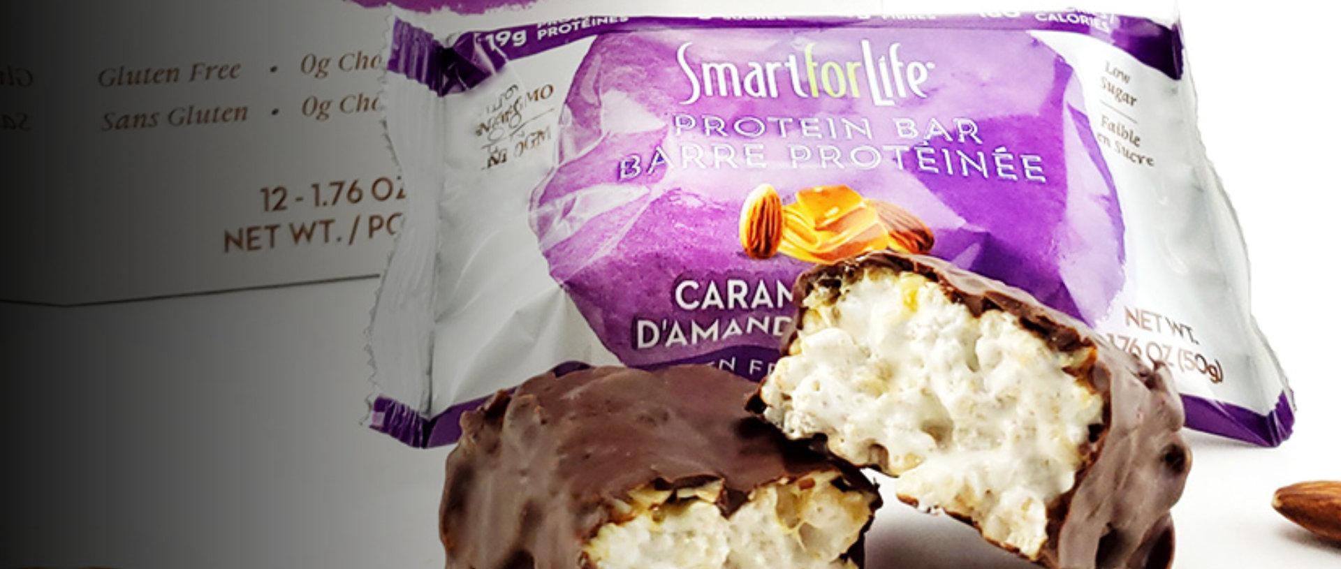 smart for life caramel flavor