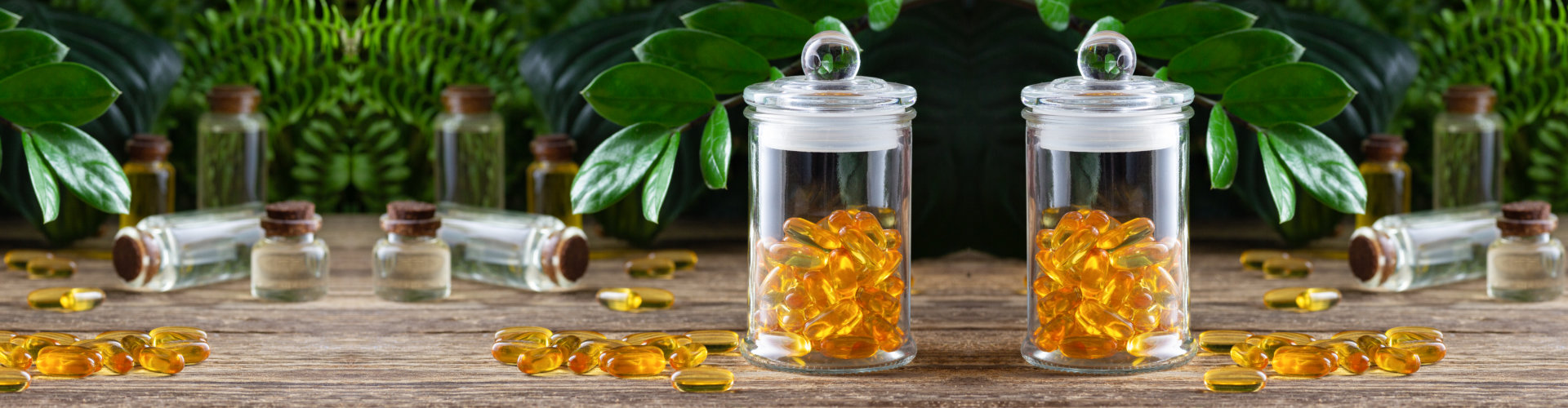 Natural vitamins and supplements