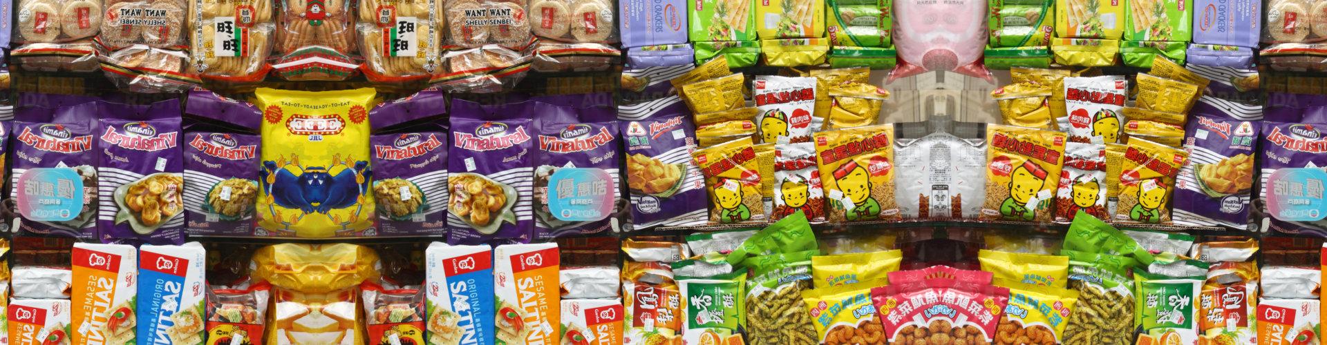 Chinatown Snacks